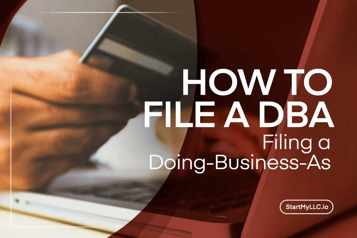 how to file a DBA