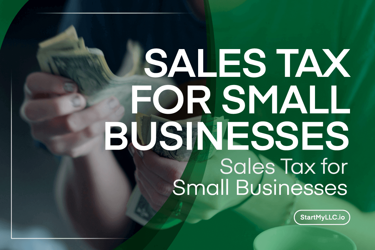 Sales Tax for Small businesses